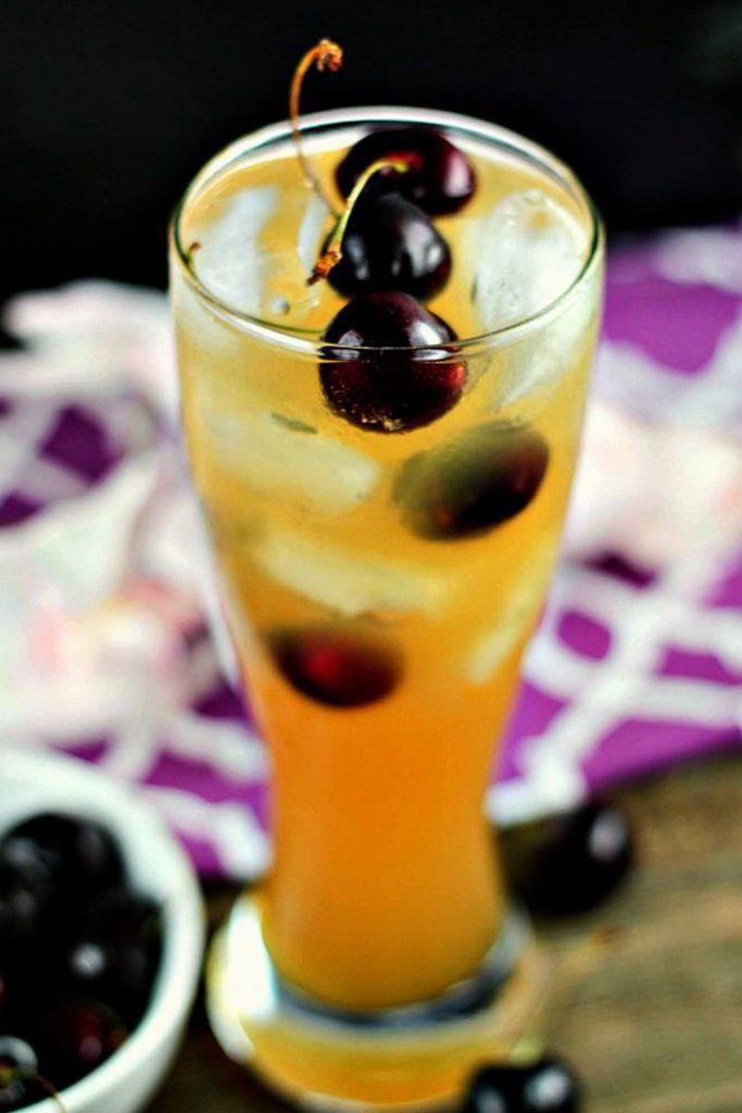 black cherry hard lemonade