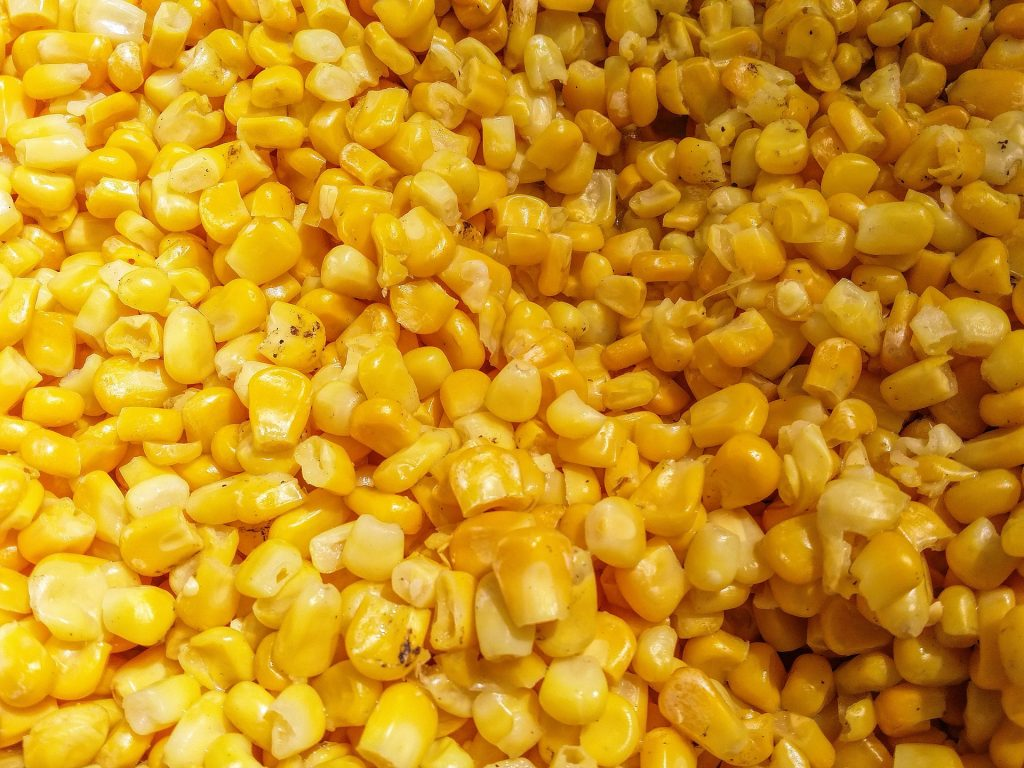 10 Vegetables that are really fruits_corn