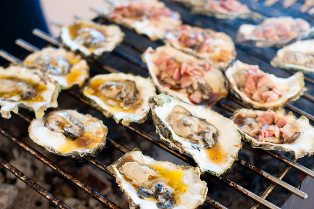 10 food you've probably never grilled before_oysters