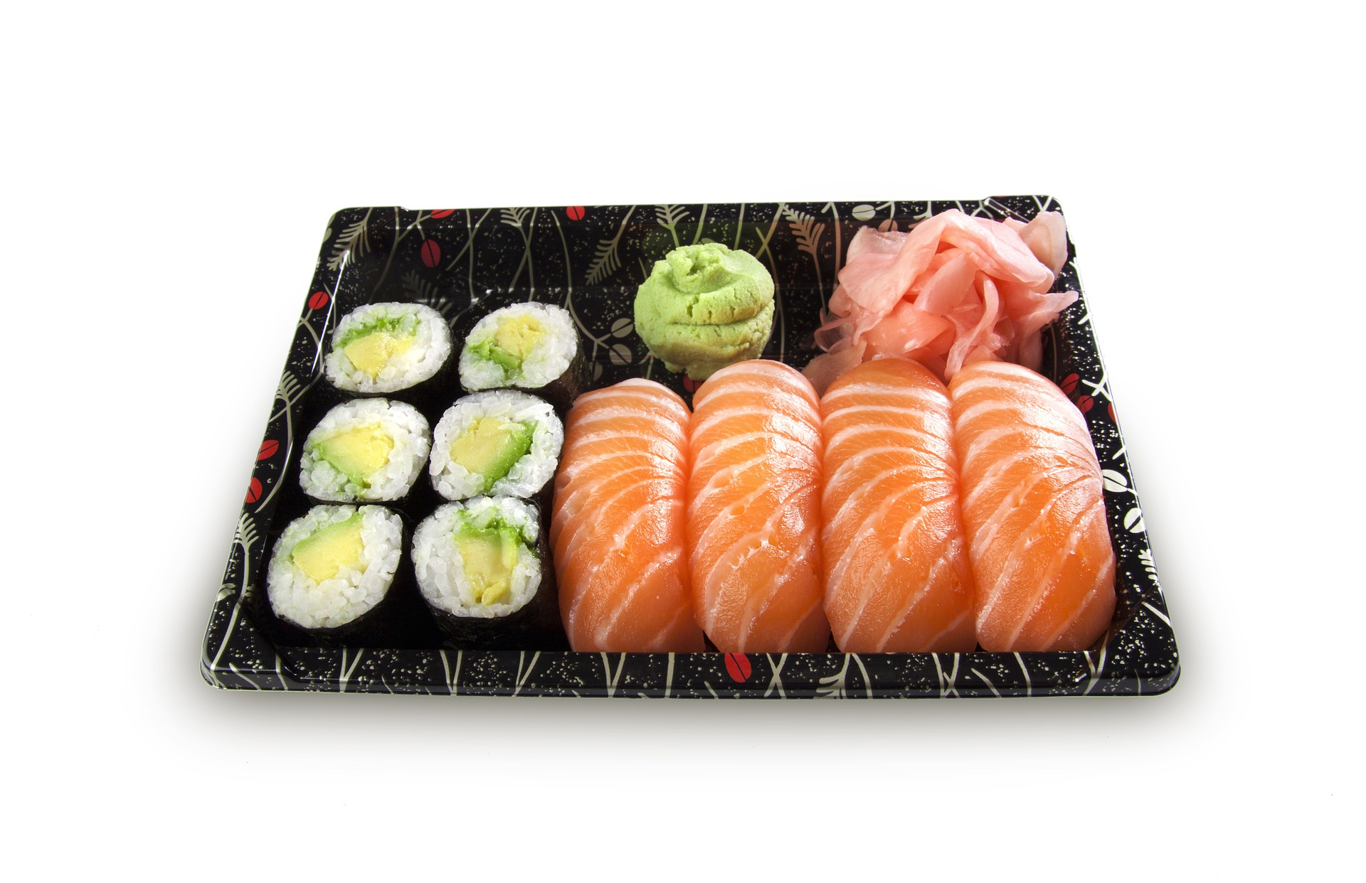 10 foods that aren't what you think they are_sushi