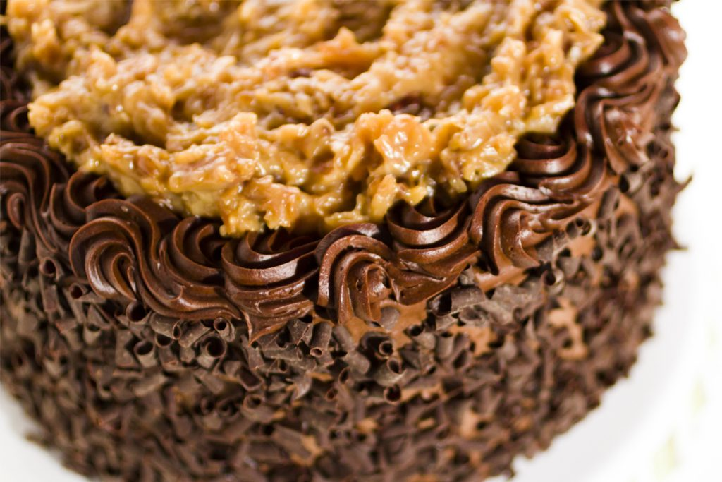10 'foreign' foods you didn't know were actually American_gernam_chocolate_cake