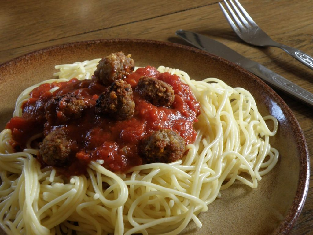 10 'foreign' foods you didn't know were actually American_spaghetti
