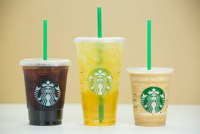 10 iced Starbucks drinks under 100 calories