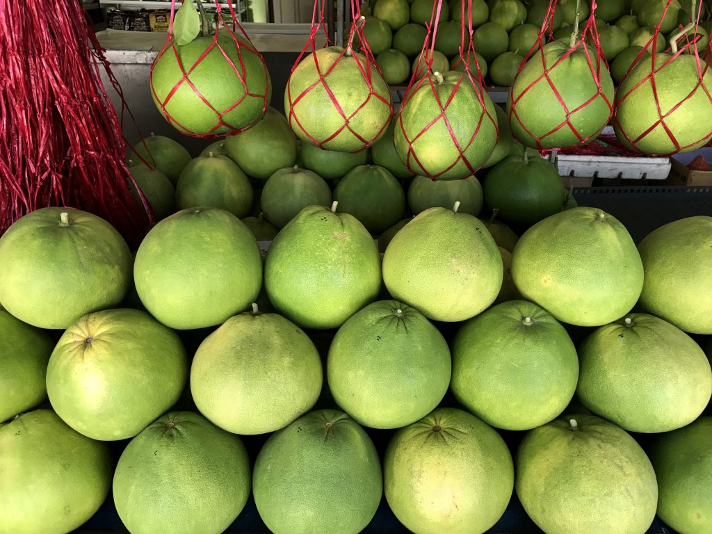 10 unusual fruits you've probably never tried before_pomelo