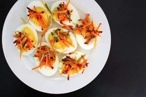 12 foods you should definitely not serve at your cookout_deviled eggs