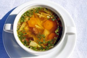 12 foods you should definitely not serve at your cookout_soup
