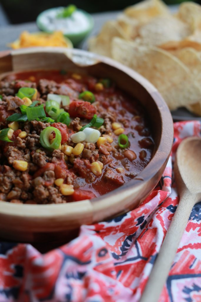 15 minute dinner Taco soup