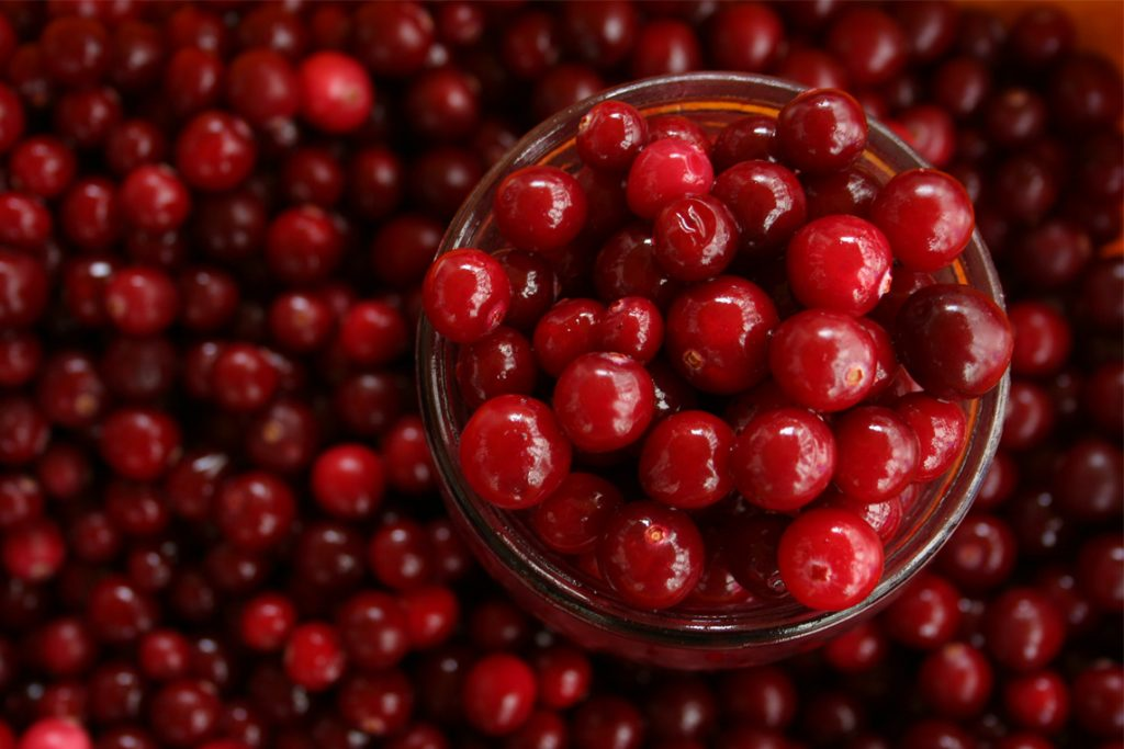 15 side dishes using cranberries that aren't sauce