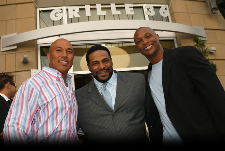 10 Restaurants owned by former nfl players by Everybody Craves