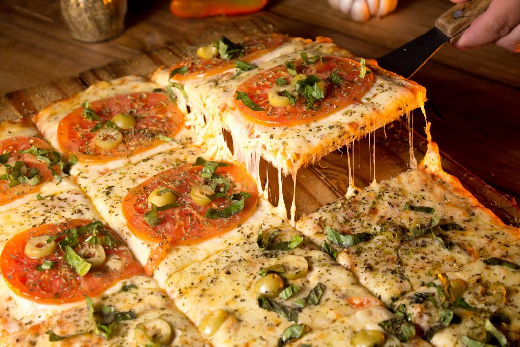 25 mouthwatering facts you need to know about pizza
