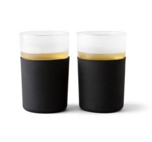 5 clever gifts for the wine or beer lover in your life_freezeable_beer_glasses