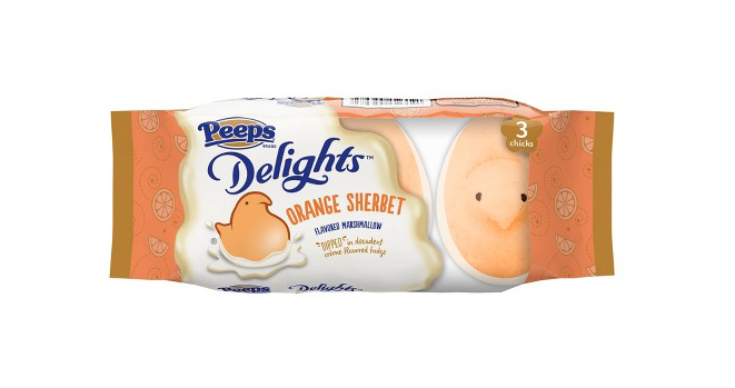 8 New Peeps Flavors are hatching this spring3