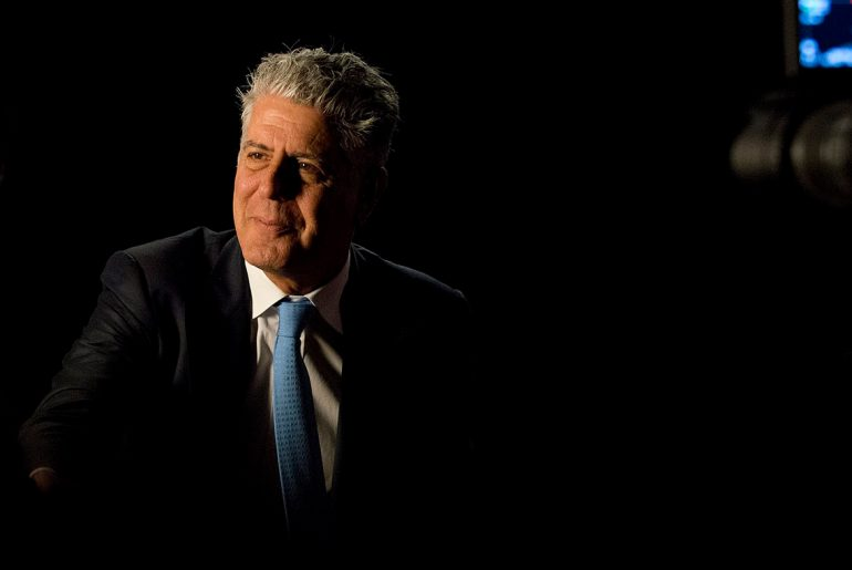 9 Anthony Bourdain quotes on food and eating