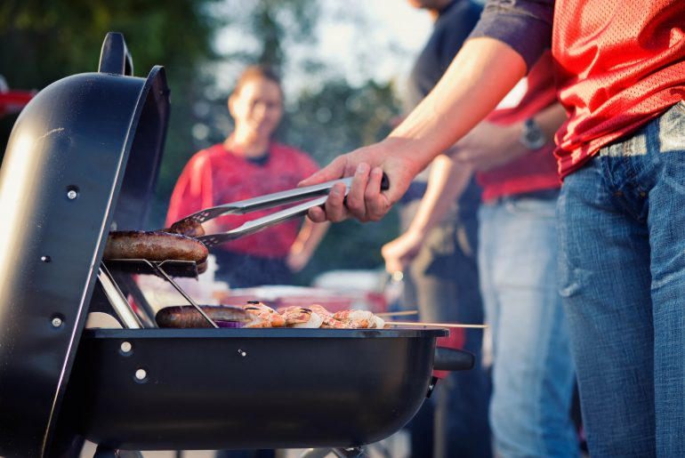A third of Americans have missed a game due to tailgating.