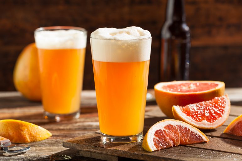 Fruit flavored beer on the rise in North America by Everybody Craves