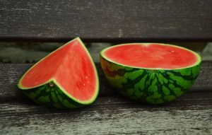 All the produce in season in July_watermelon