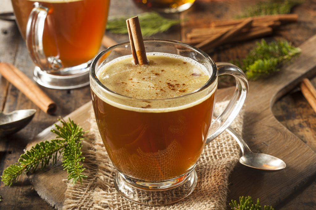 America's favorite seasonal hot beverages