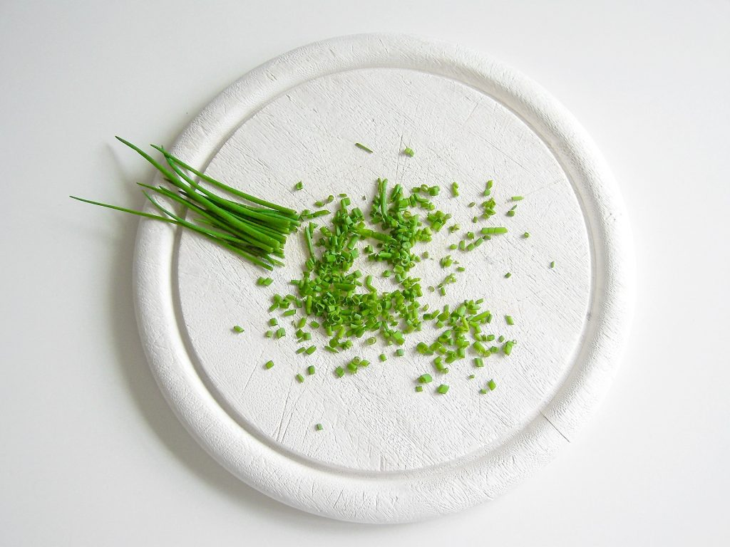 April produce guide What's in season_chives