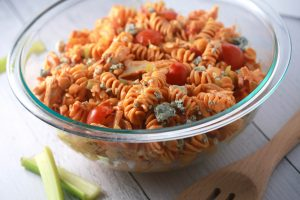 Buffalo Chicken Pasta Salad Recipe_2