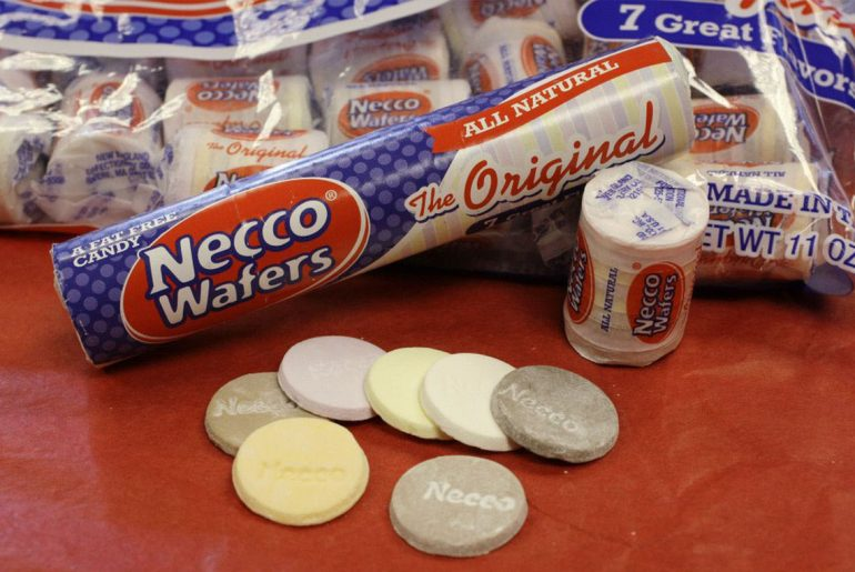 Candy fans hoarding Necco wafers in fear of parent company's closure