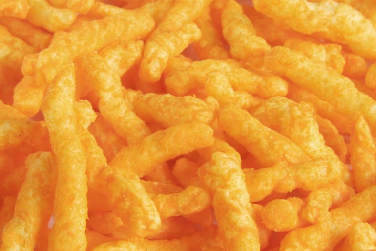 Chef attempts to make gourmet Cheetos