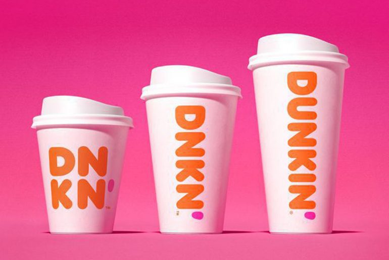 Dunkin' Donuts officially drops 'Donuts' from name