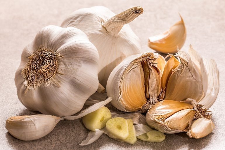 Eating garlic could help protect your memory, new study shows