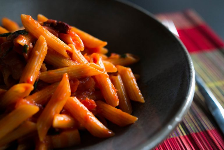 Eating this amount of pasta could add years on to you life
