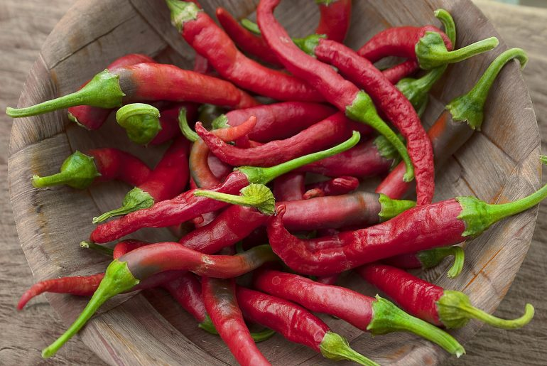 Enjoying spicy foods linked to lower blood pressure