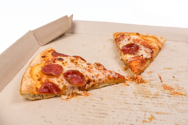 Half of Americans prefer cold pizza for breakfast, survey shows