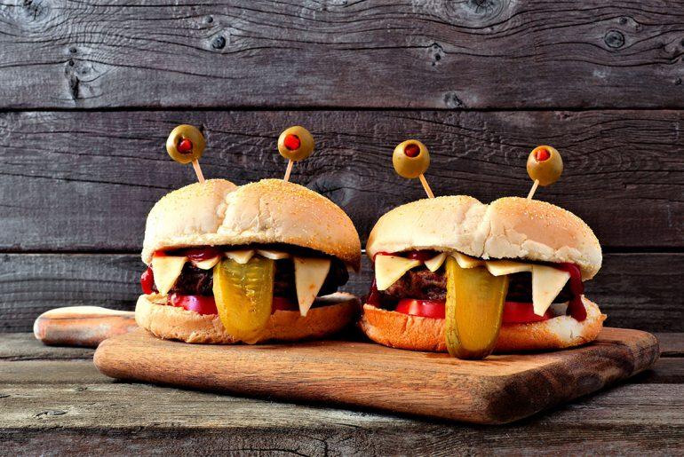 Halloween recipes and ideas