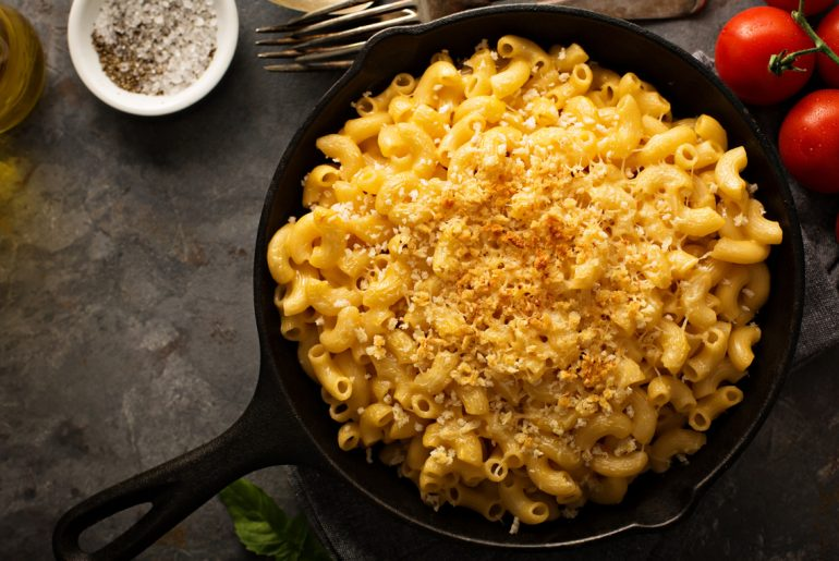 Here's how your favorite chefs make mac and cheese
