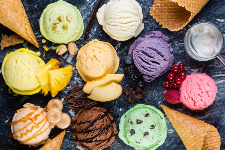 Here's the scoop on the differences between your favorite frozen treats