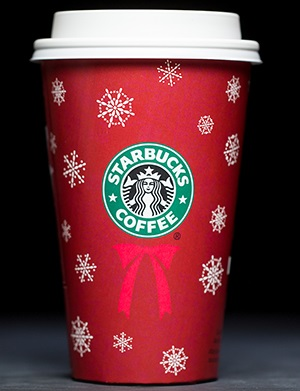 Starbucks Christmas Coffee Cups.Holiday Cup 2004 Resized Everybodycraves