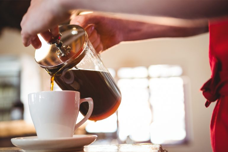 How to brew the perfect french press coffee