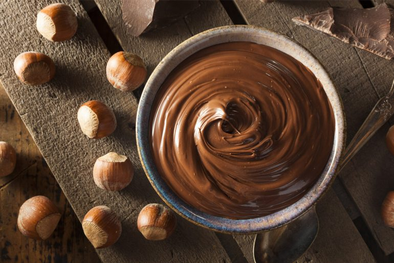 How to make homemade Nutella
