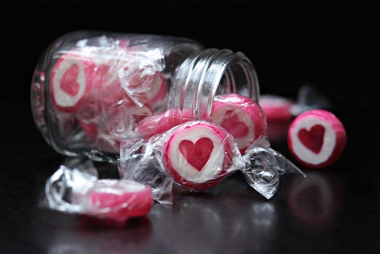 How to store Valentine's Day candy to make it last