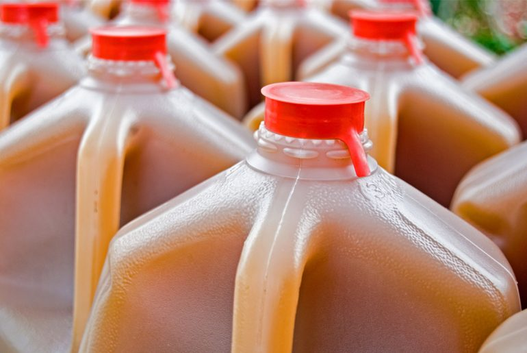 Is there a difference between apple cider and apple juice?