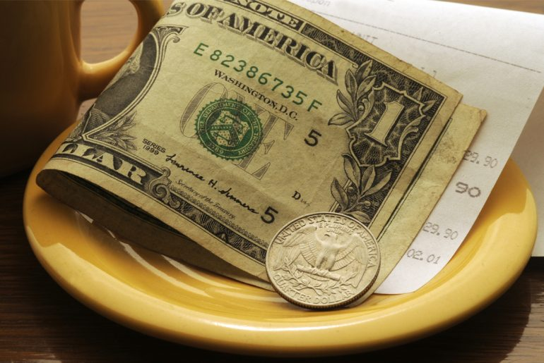 Millennials are the worst tippers, survey shows