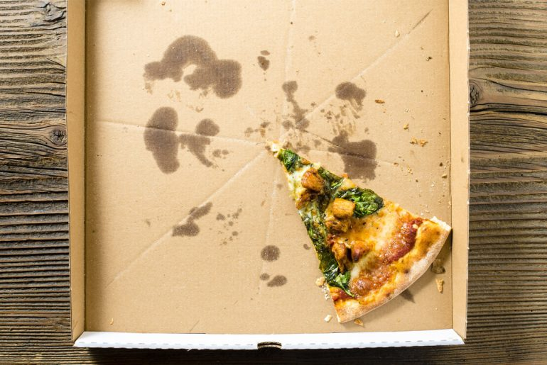 Pick pizza over cereal for a healthier breakfast