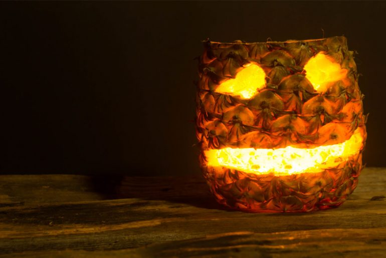 Pineapples are this year's hottest carving trend: Here's how you do it