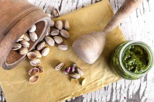 Pistachio Pesto Recipe