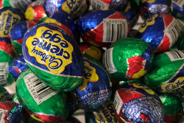 The amount of sugar in one Cadbury Egg has horrified chocolate lovers
