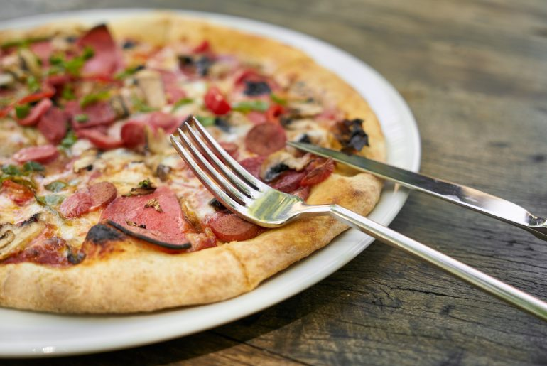The best towns to live in for pizza lovers