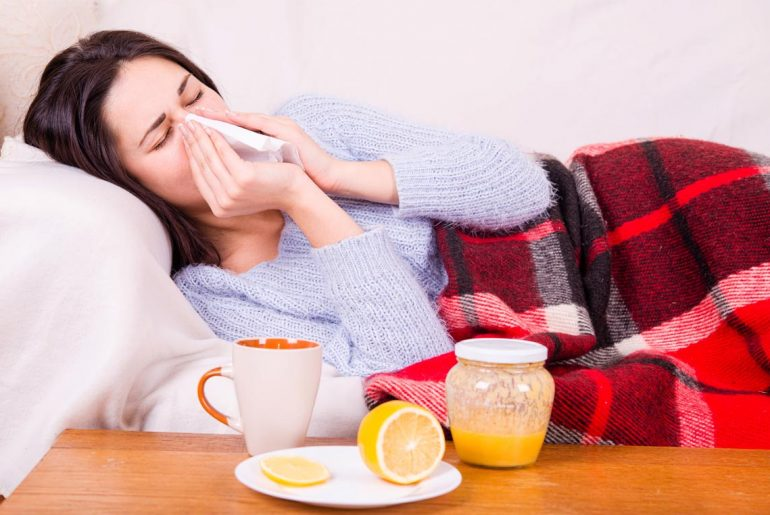 The most likely places you'll catch a cold this winter