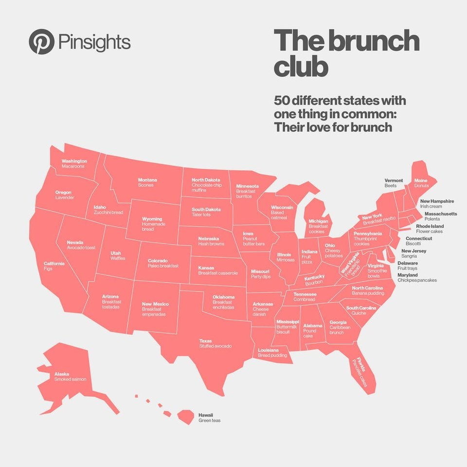 The most popular brunch food in every state-2