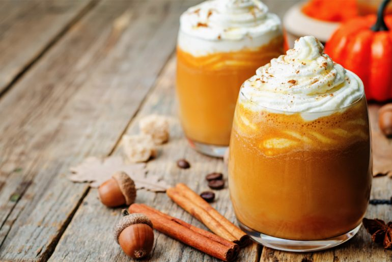 These states are the most obsessed with pumpkin spice