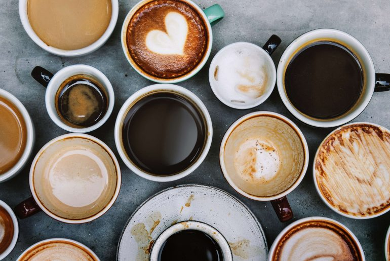 This is America's favorite cup of coffee, according to the Harris Poll