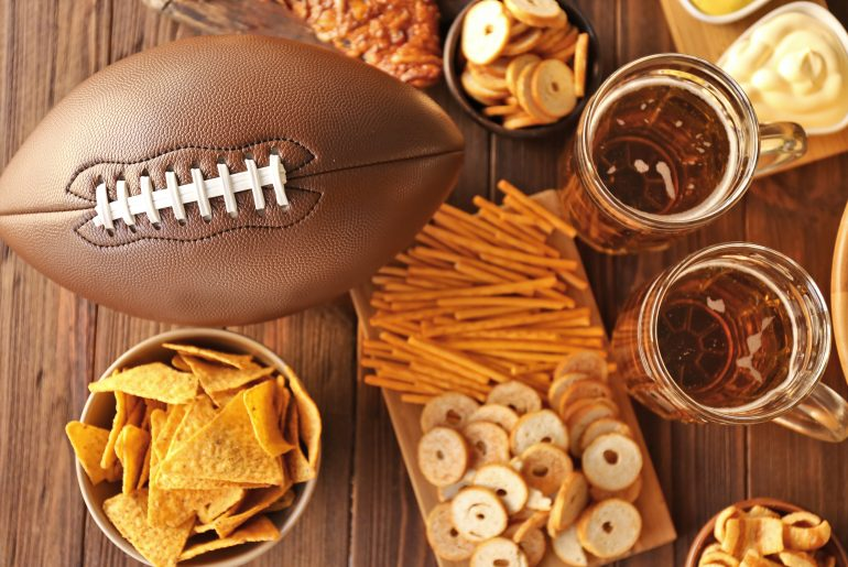 This is how much you need to exercise to burn off your Super Bowl snacks