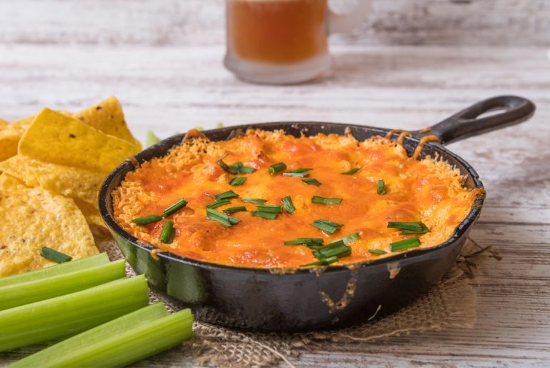 This is the most popular Super Bowl party recipe